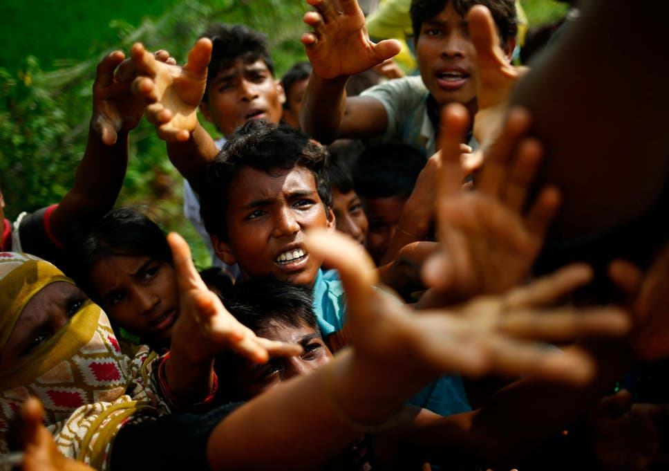Rohingya Refugees Are Fleeing To Bangladesh Amid Sustained Persecution