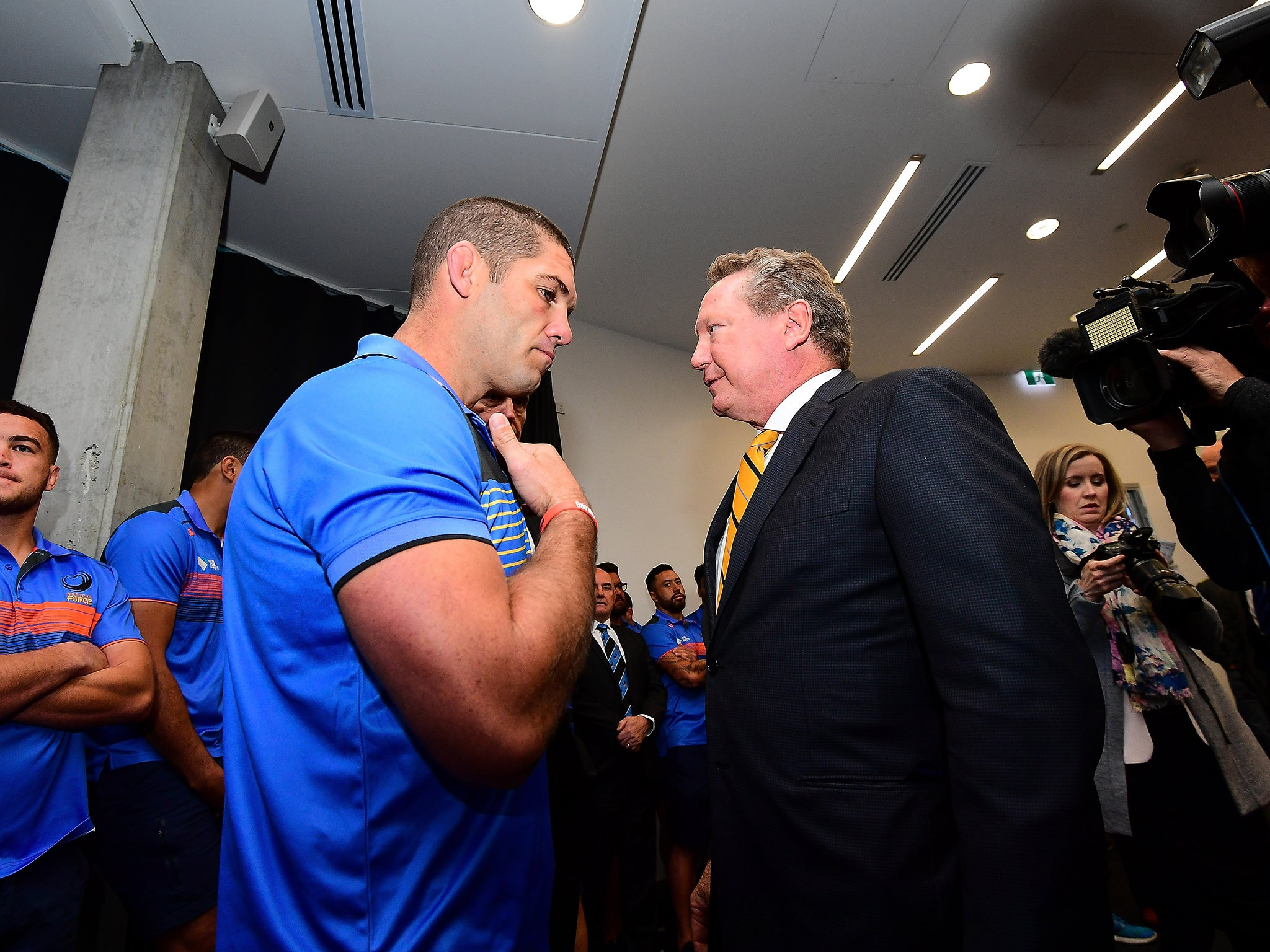 Western Force lose appeal against ARU as billionaire miner Andrew