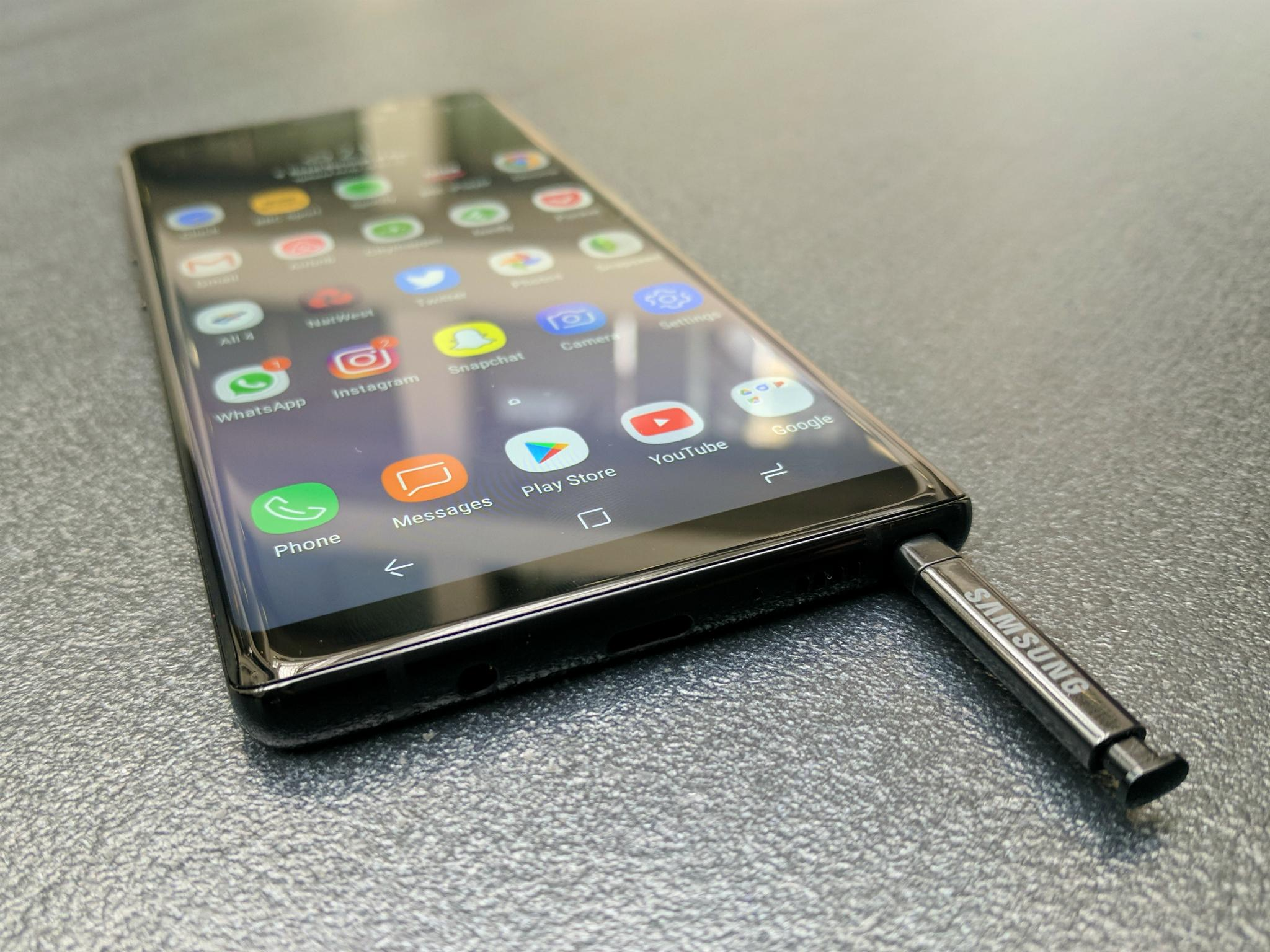 Samsung Galaxy Note 8 Best And Worst Features Of The New Smartphone Cellphone Detector Circuit Youtube Price