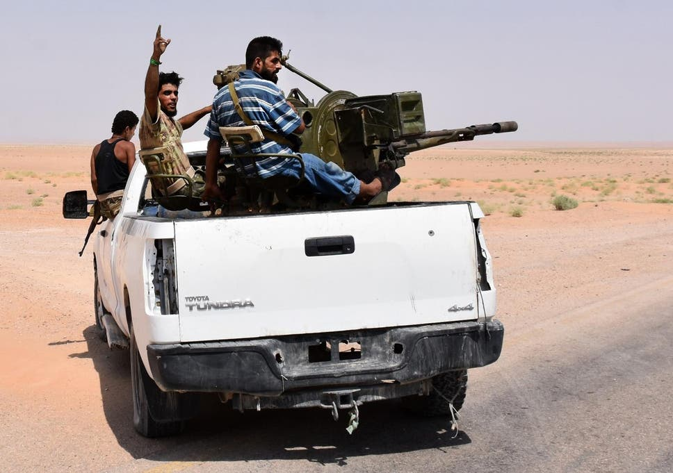 The West might hardly believe it, but it now seems the Syrian war is ...
