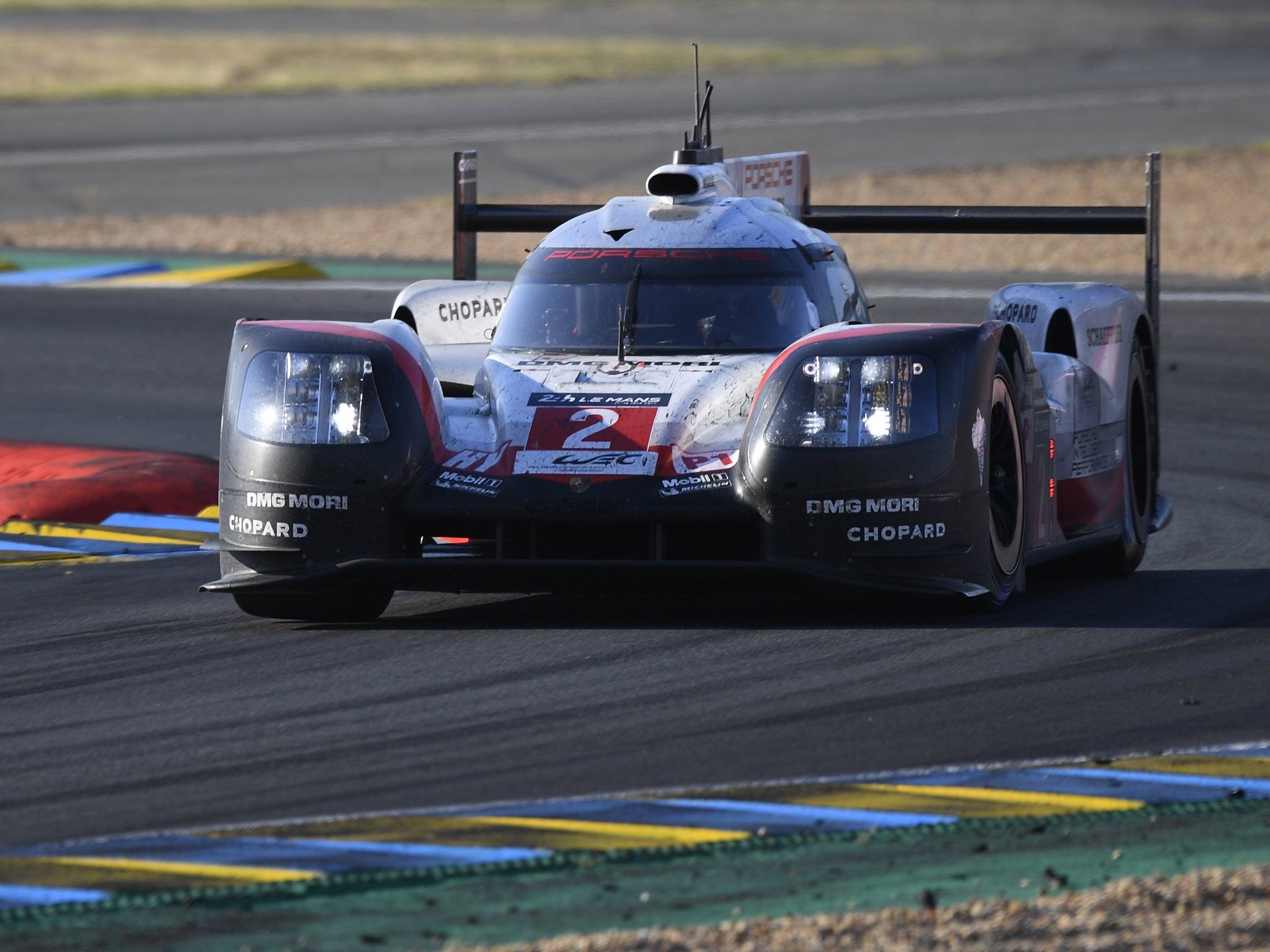Porsche held talks with ross brawn at italian grand prix for Prix m2 le mans