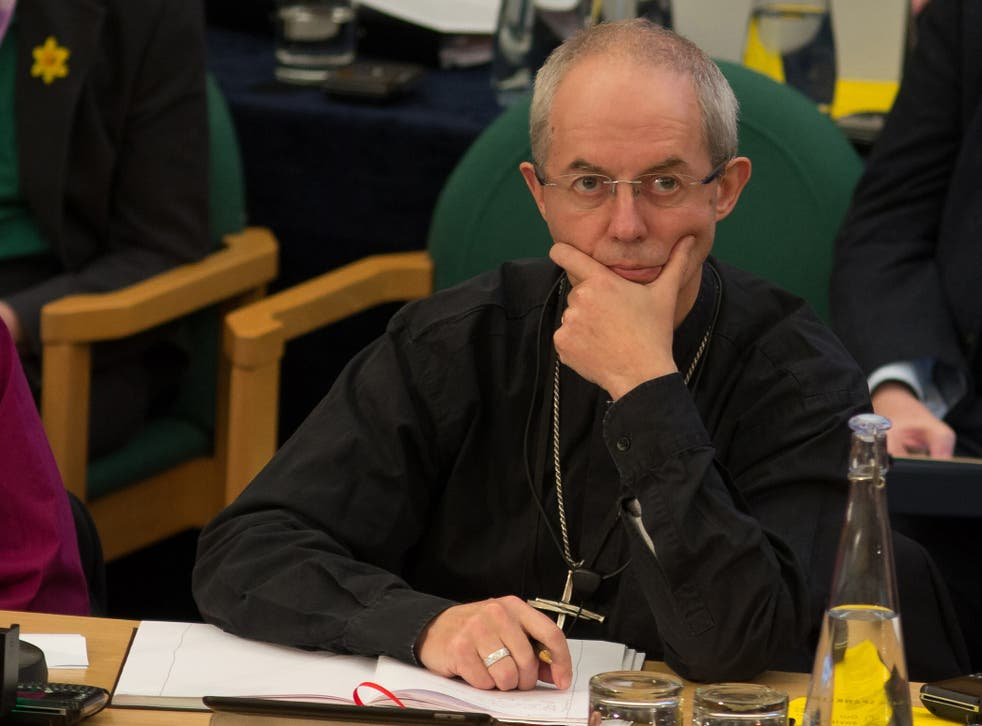 The Archbishop of Canterbury, Justin Welby, said the advice offers a 'celebration of our humanity without exception or exclusion'