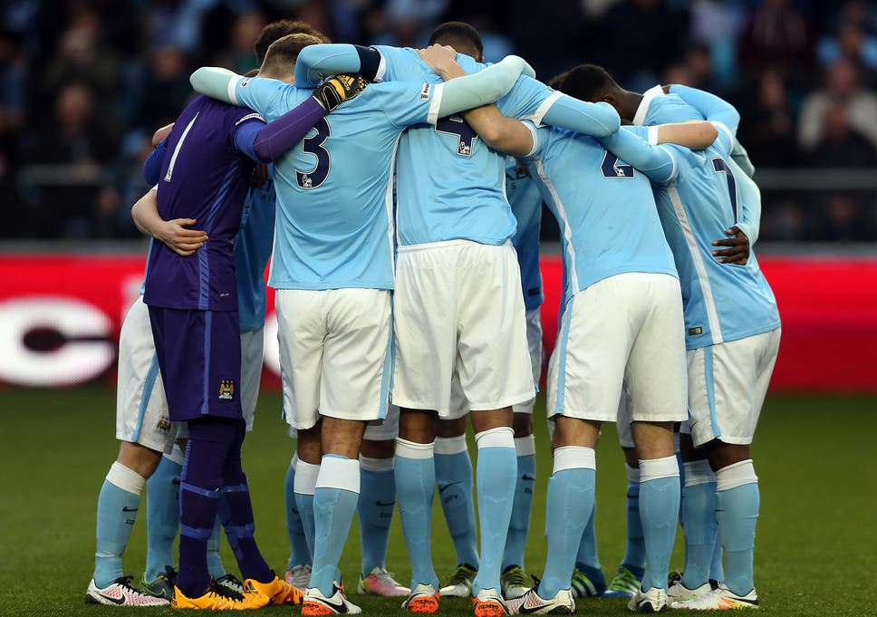 0f964429229 Sport. City put more resources into their youth recruitment than anyone  else in the country