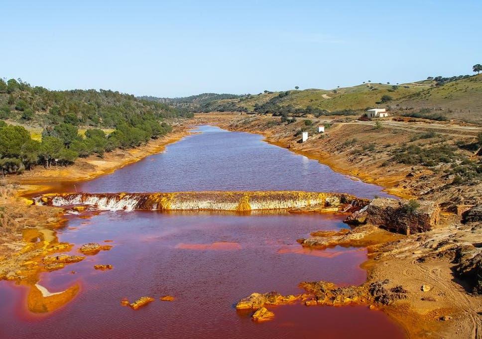 Acid drainage: the global environmental crisis you've never heard of