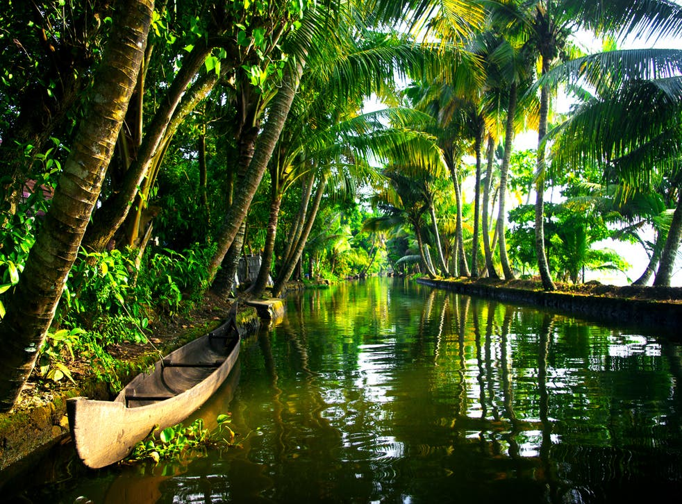 The backwaters of Kerala, India. Visitors to India can now stay for longer.