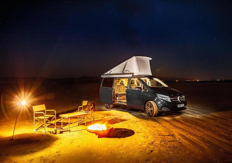 Camper vans: can these super-slick autos provide the ultimate