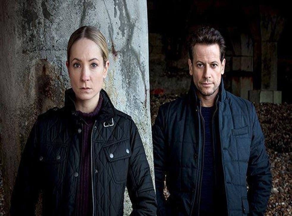 Joanne Froggatt and Ioan Gruffudd star in 'Liar', a gripping six-part drama about a rape