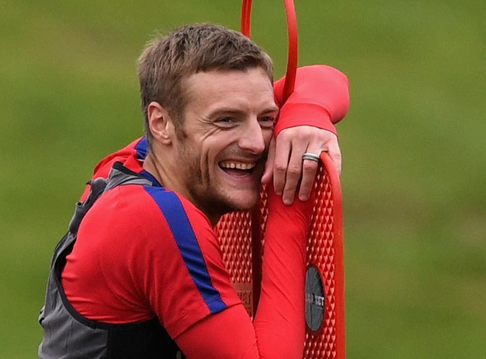 Jamie Vardy believes he was right to turn down a move to Arsenal