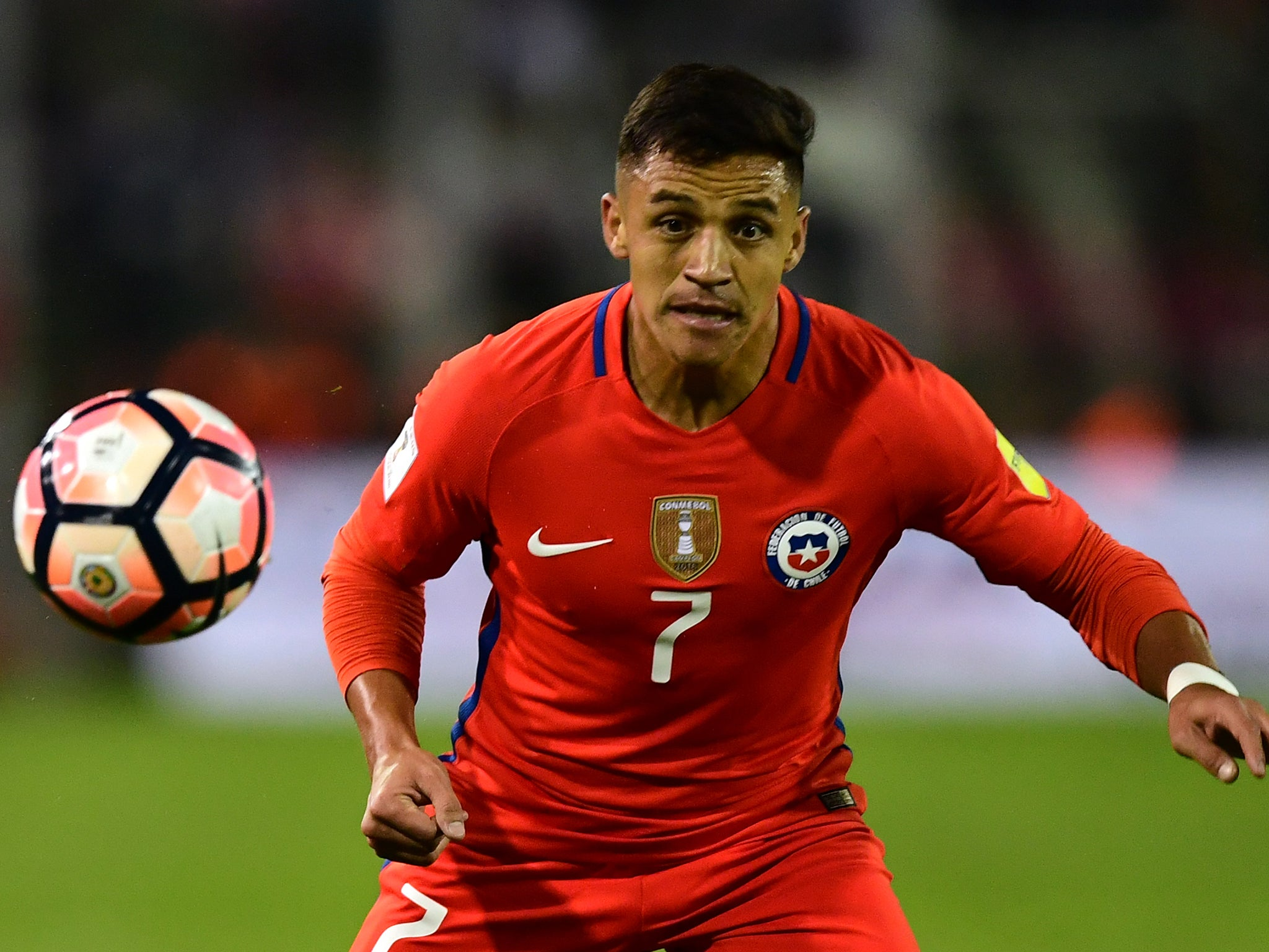 Alexis Sanchez is 'fatter than normal' due to Arsenal uncertainty, claims coach