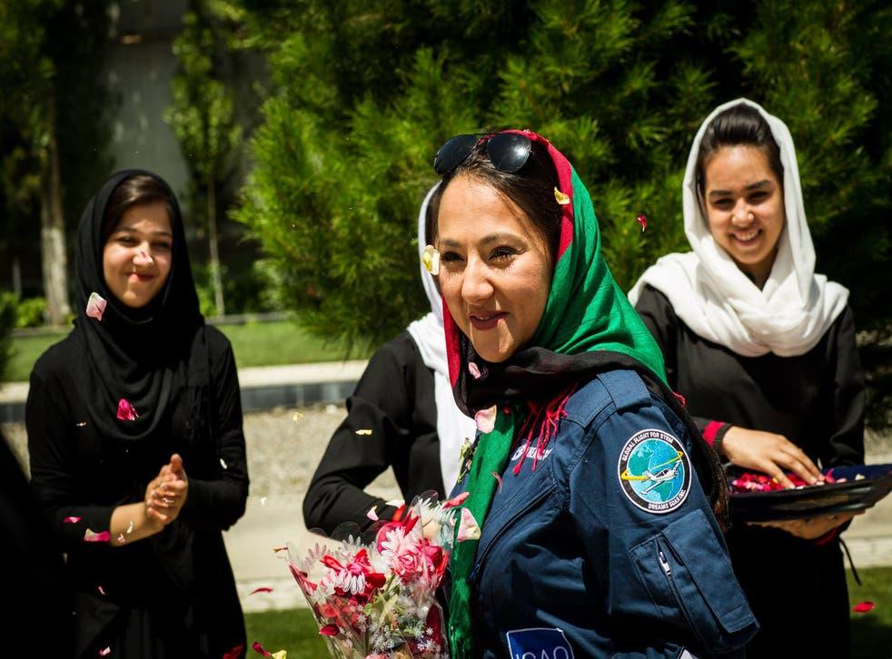 Shaista Waiz has become a hero to many young women