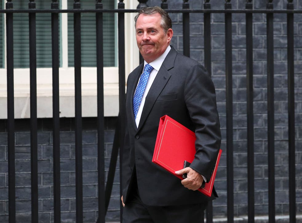The EU (Withdrawal) Bill will allow deregulation similar to the US model – something that Liam Fox is in favour of