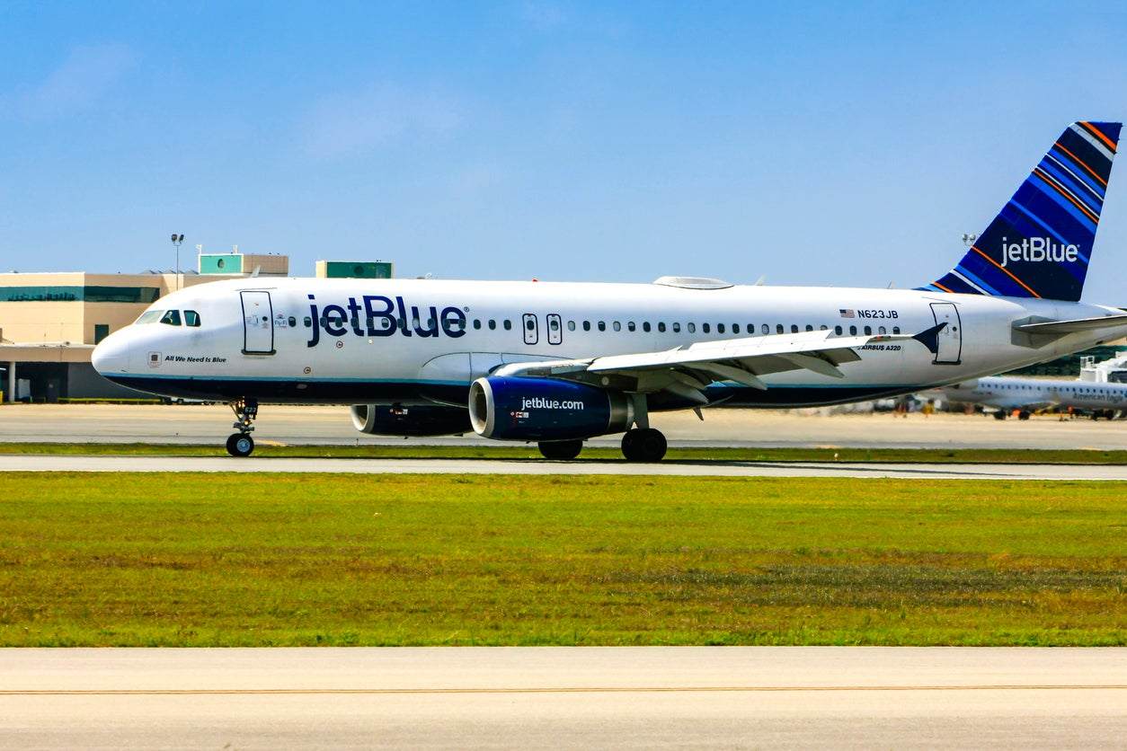 jetblue latest news breaking stories and comment the independent