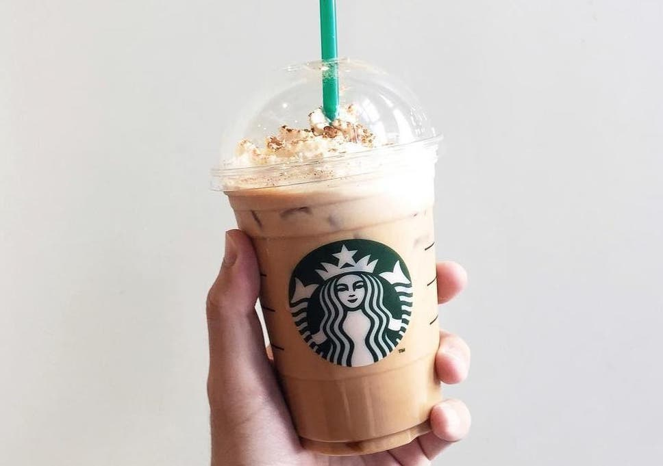 9e4415596754 Secret Starbucks pumpkin cheesecake frappuccino - it s better than a pumpkin  spice latte