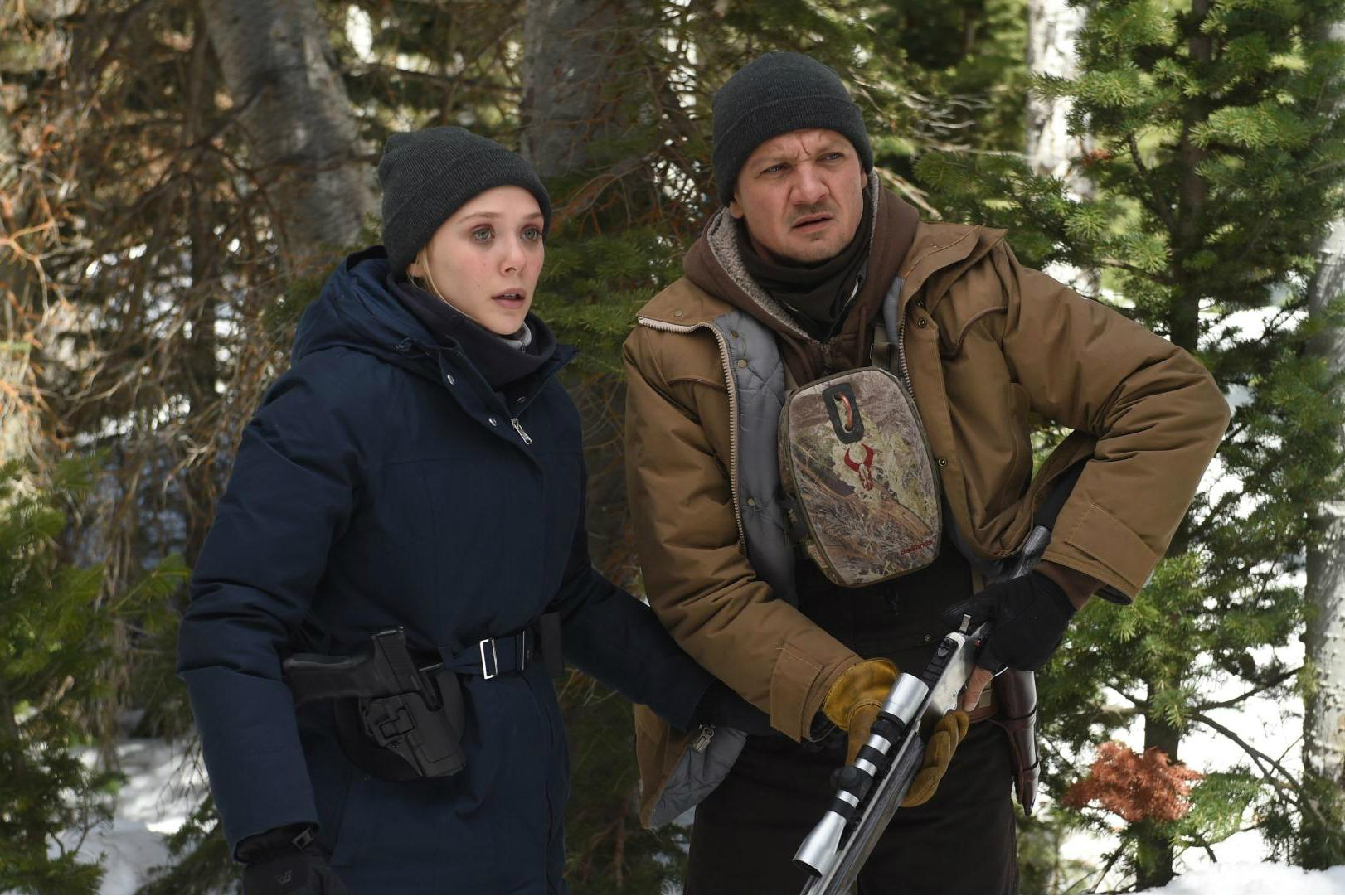 Film reviews round-up: Wind River, It, The Work, Insyriated, Dennis Skinner: Nature of the Beat