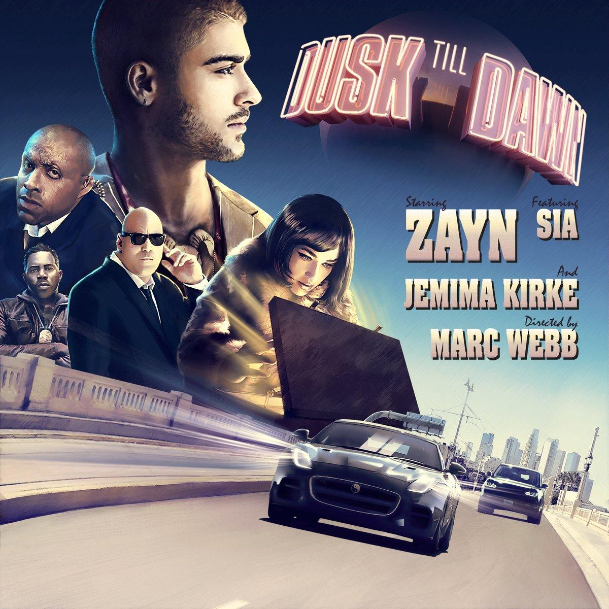 Download Song Zayn Dusk Till Dawn