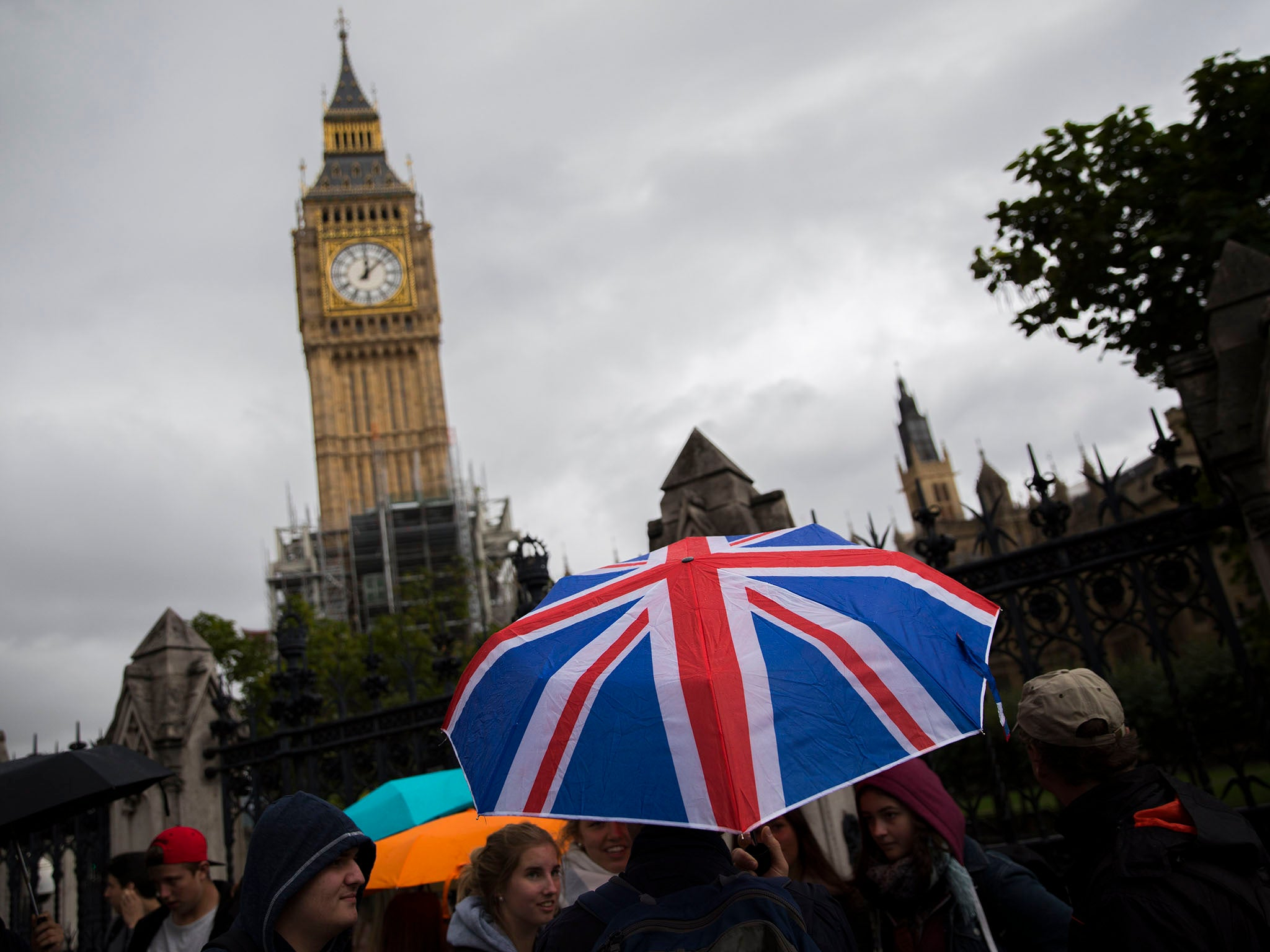 The success of the Brexit negotiations show that we're finally getting our country back