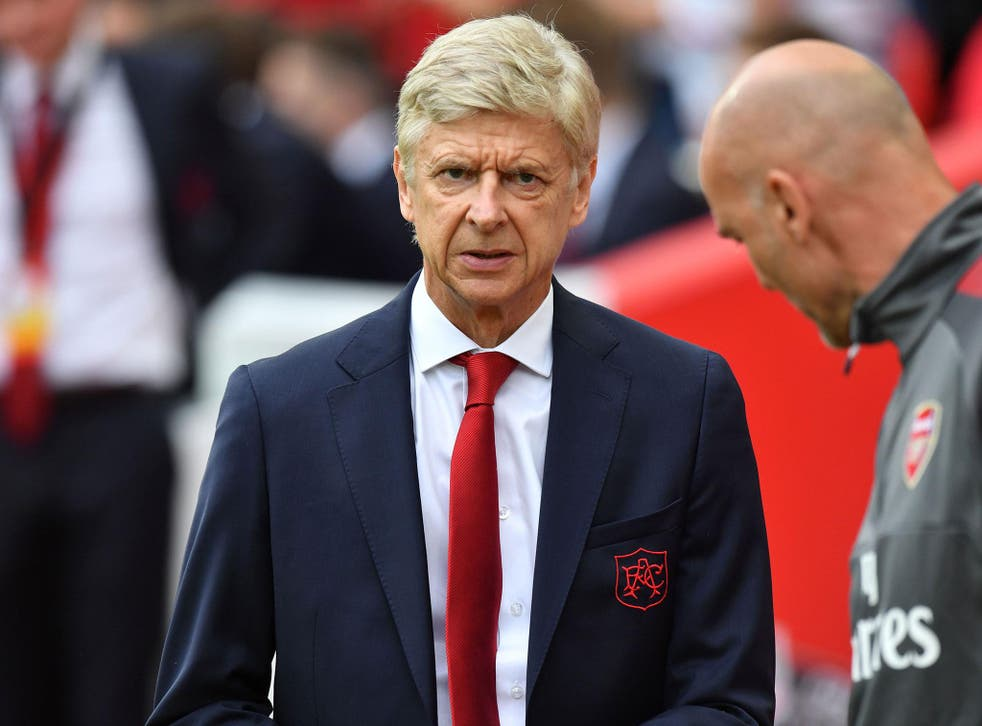 Wenger, once such a hawk on these matters, has now given up the fight