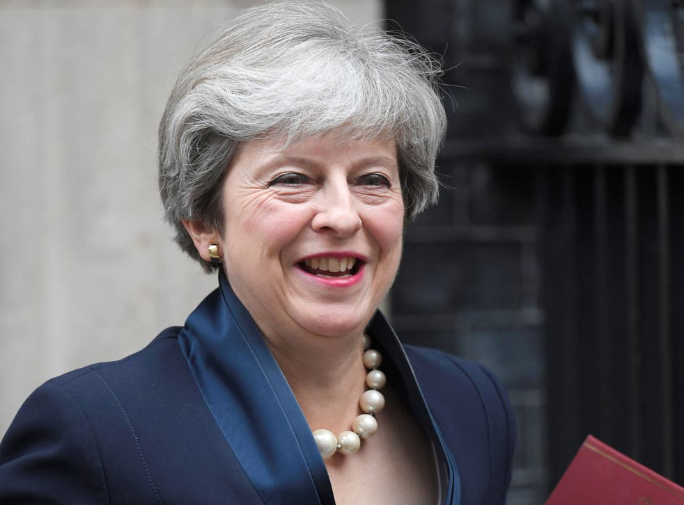 Theresa May will attempt to secure the rule change in a showdown vote next Tuesday