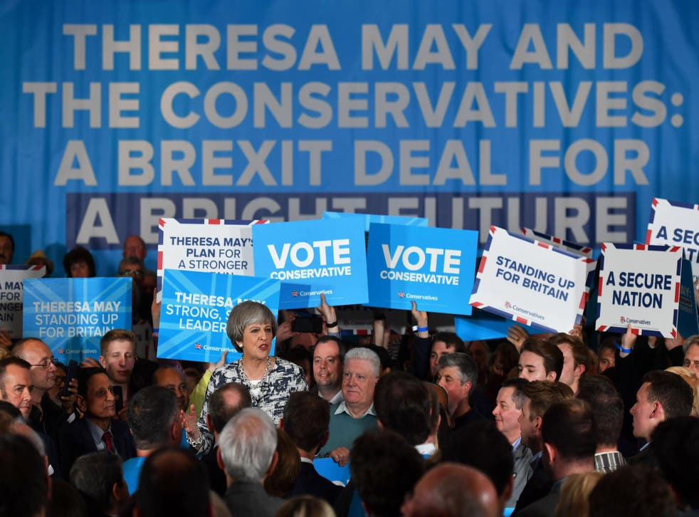 Theresa May campaigned believing the election would be won - but 'broke down and wept' when the gamble backfired