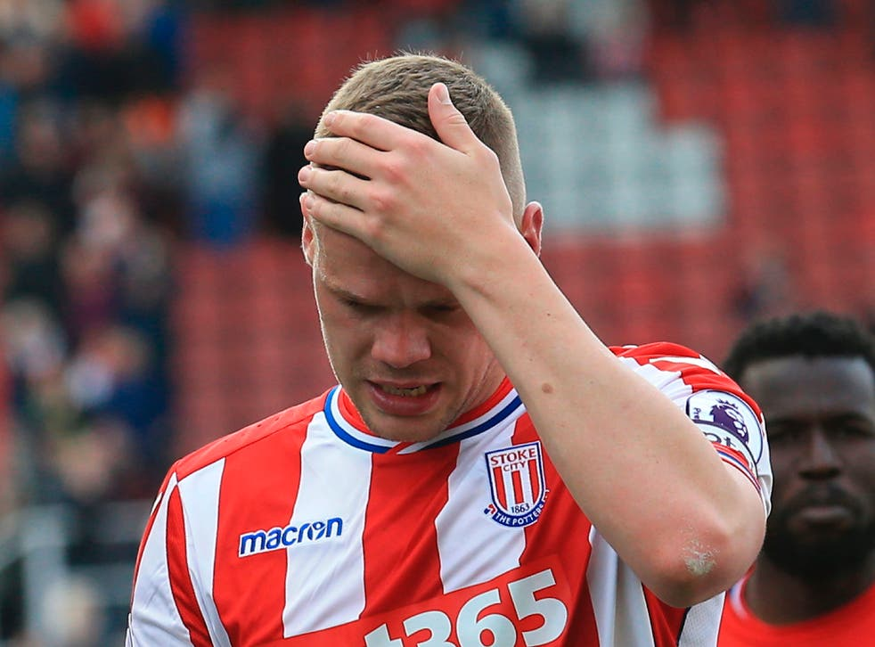 Shawcross will not feature against United