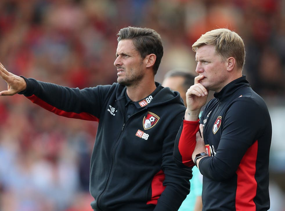 Howe's side are one of three Premier League teams yet to pick up a point