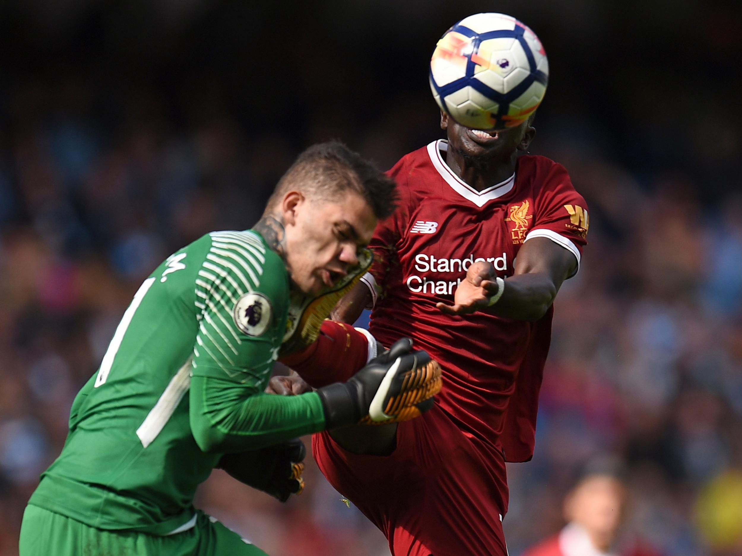 Why Sadio Mane s red card against Manchester City was the correct