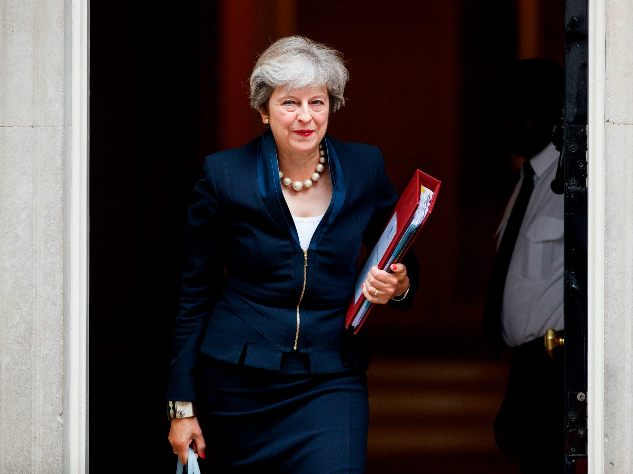 Theresa May under growing pressure to sign UN anti-nuclear treaty