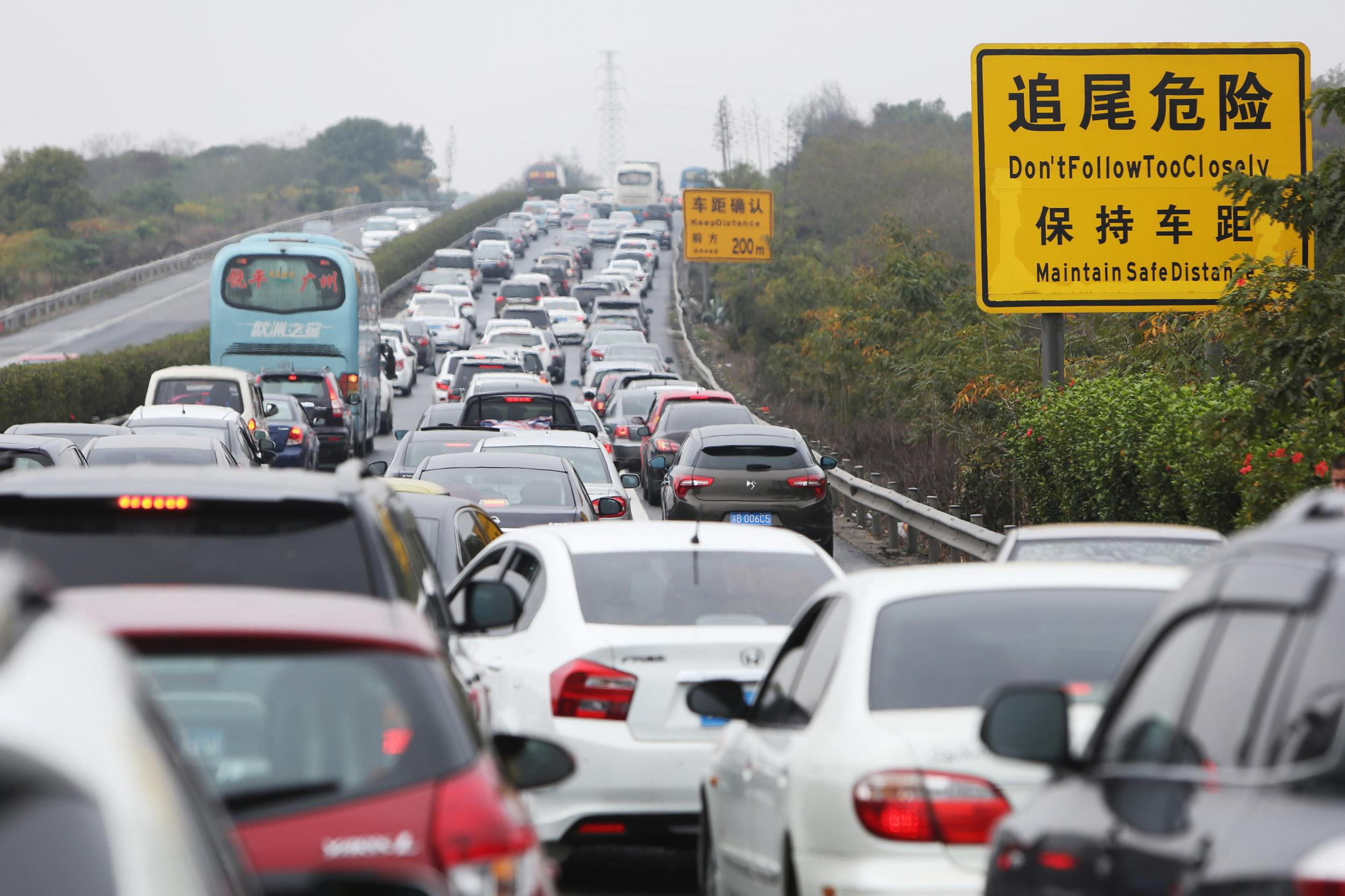 China to ban petrol and diesel cars state media reports the independent
