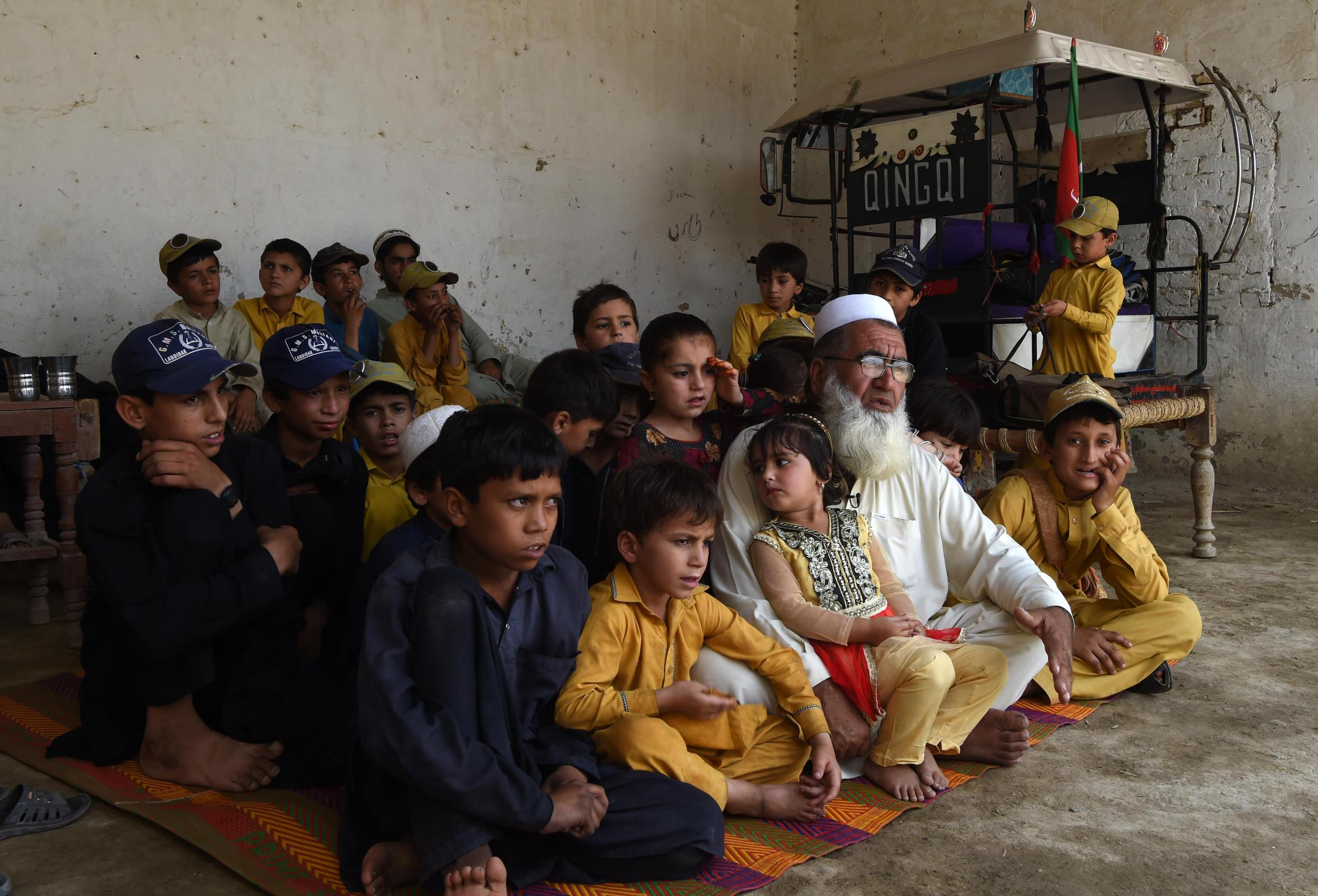 Pakistan's birthrate is rocketing; population passes 207 million