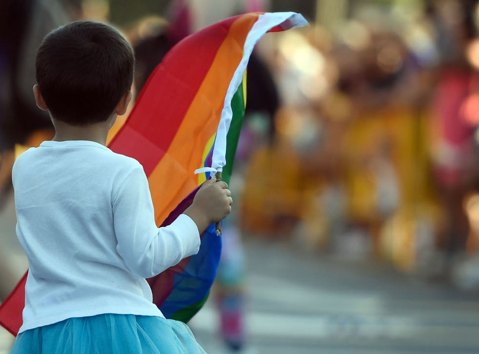 The Church of England has told schools to let children 'explore gender identity'