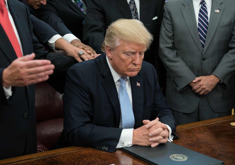 Donald Trump S Spiritual Adviser Claims God Elevated Him