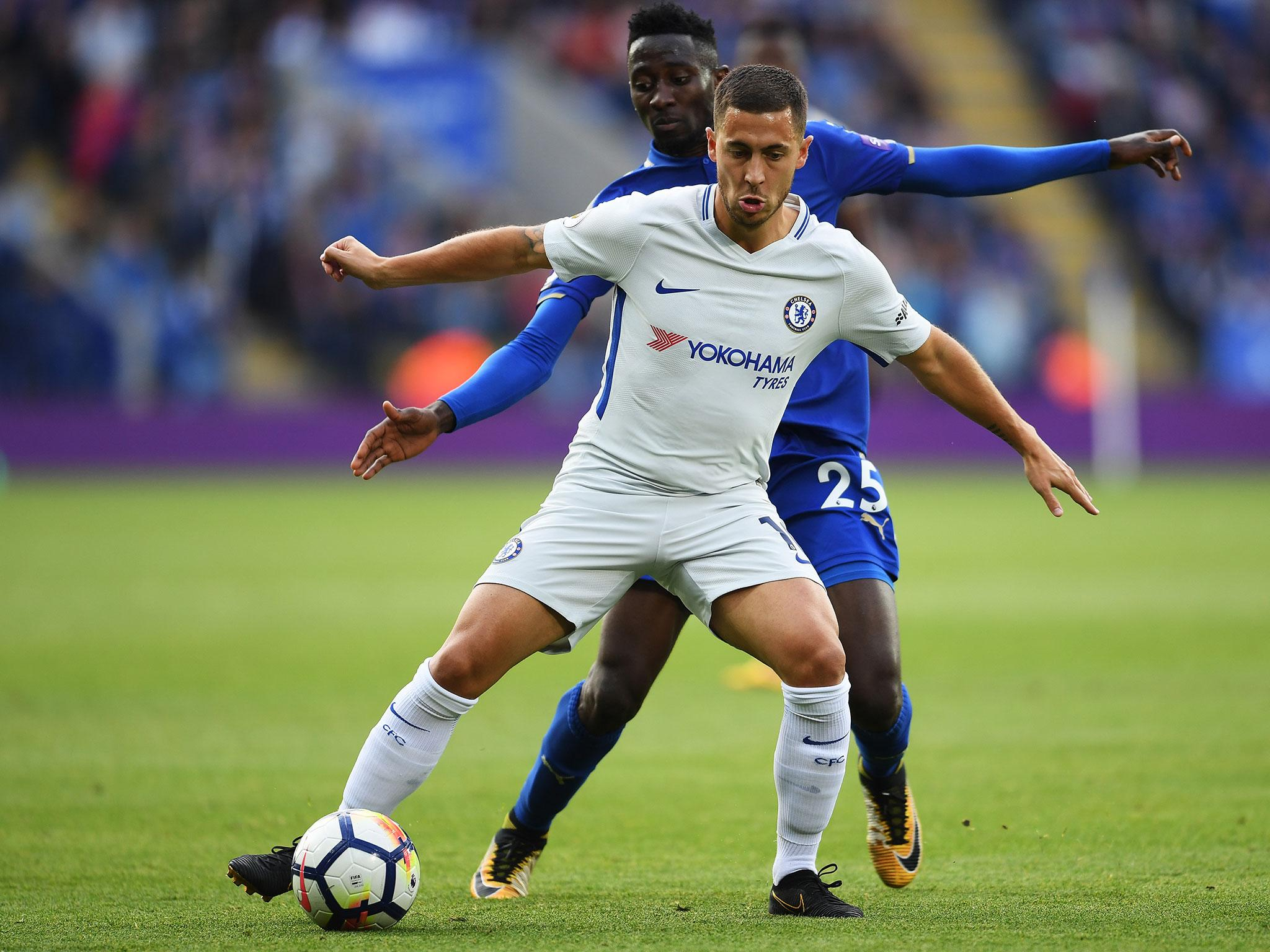 Antonio Conte Purrs Over Eden Hazard's Return After