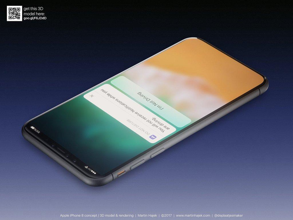 finest selection e75b9 4292b Everything we know about the 'iPhone X' coming September 12 | The ...