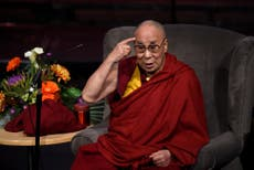 Dalai Lama says 'Europe belongs to the Europeans' and