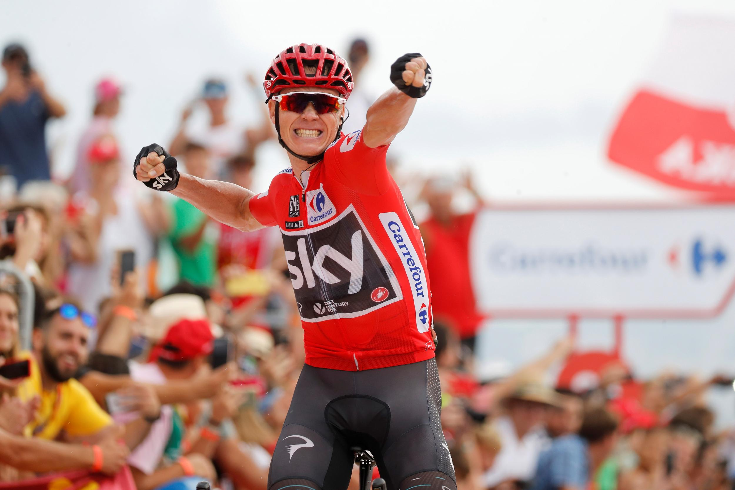 Chris Froome says  nothing is impossible  after his historic Tour de ... cece46f2a