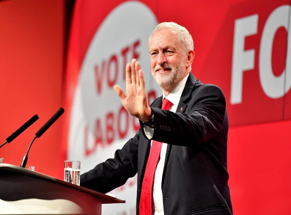Jeremy Corbyn will set out his goals in a speech at TUC Conference in Brighton