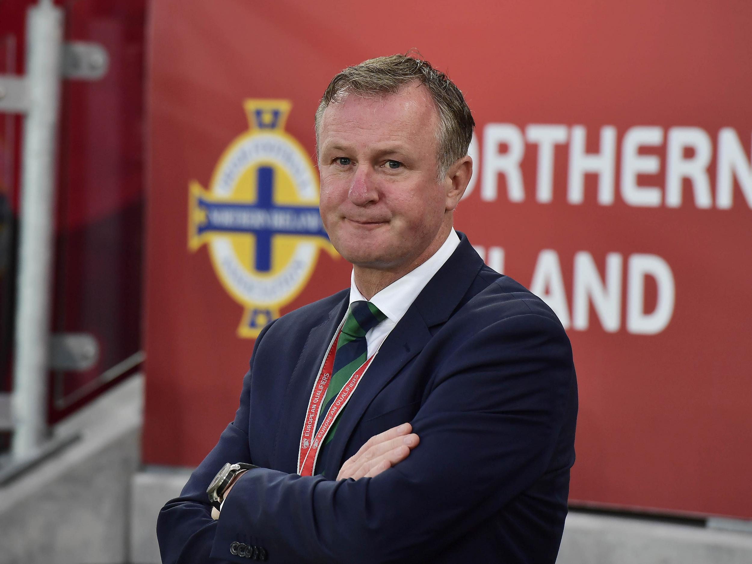 Northern Ireland manager Michael O'Neill arrested on suspicion of drink-driving