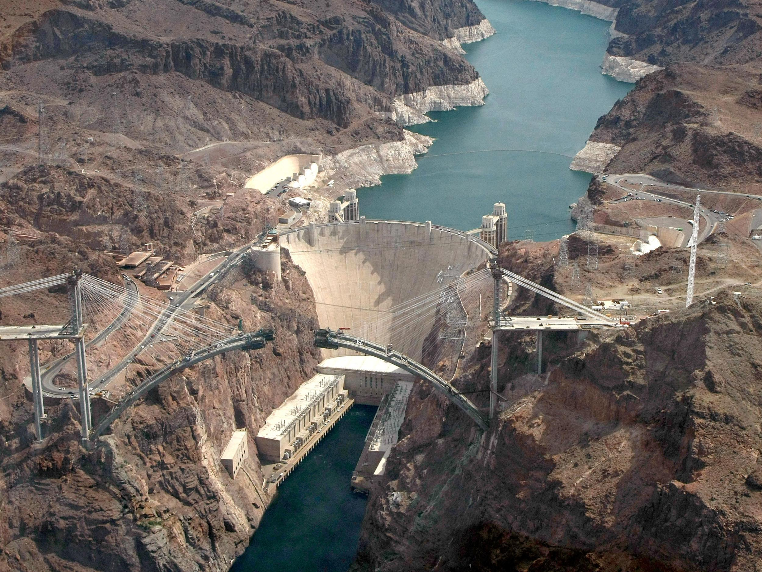 hoover dam - latest news, breaking stories and comment - The