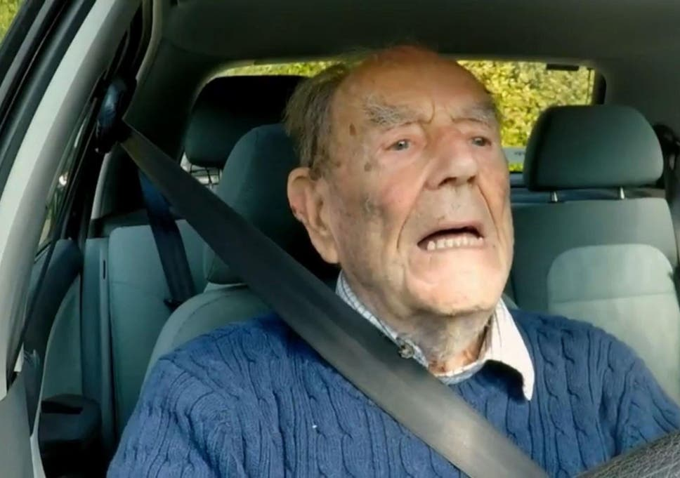Tv Review 100 Year Old Driving School Itv You Re Never Too