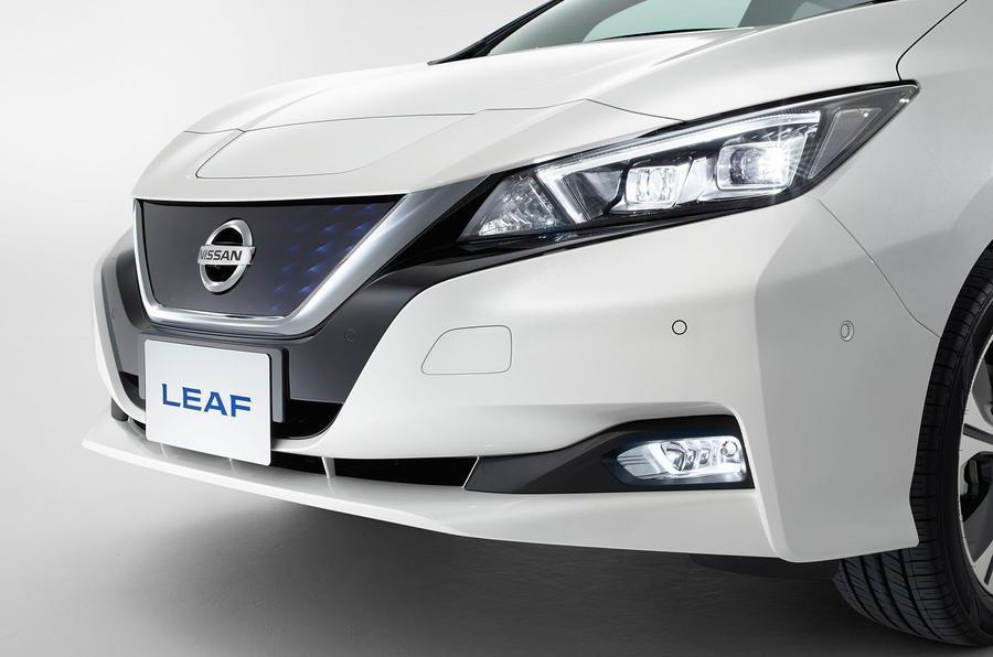 Nissan Leaf: new model improves on world's most popular EV