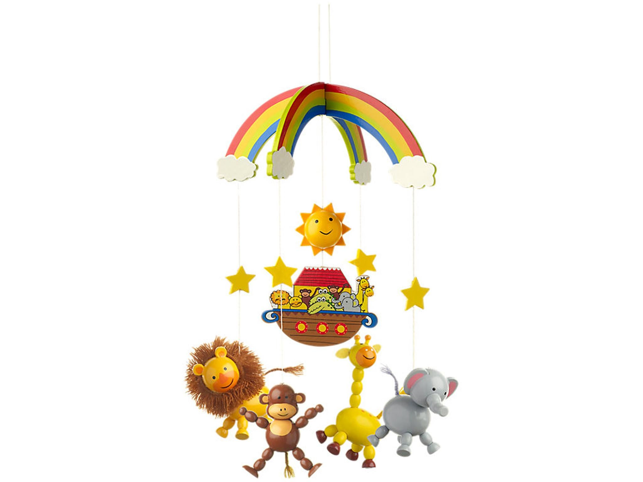 10 Best Baby Mobiles The Independent Creative Cute Bearded Cartoon Girl Key Purse This
