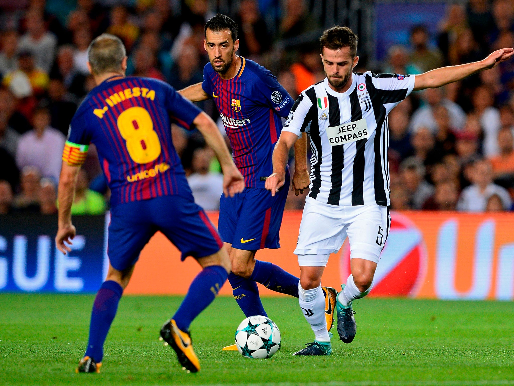 Barcelona vs Juventus, Champions League - as it happened ...