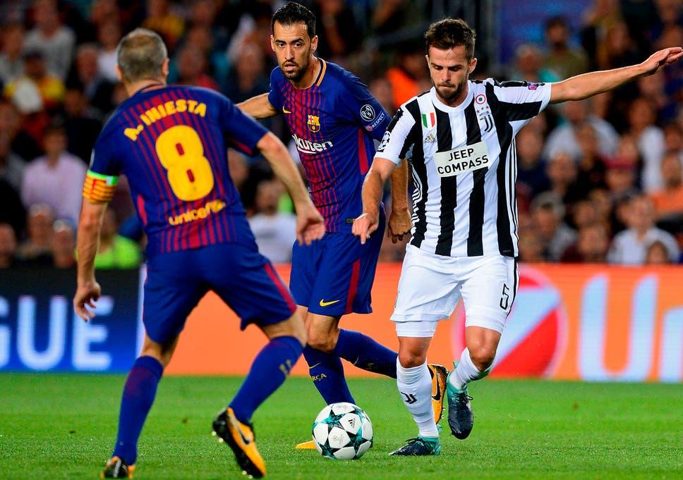 3952b6ab7 Barcelona vs Juventus