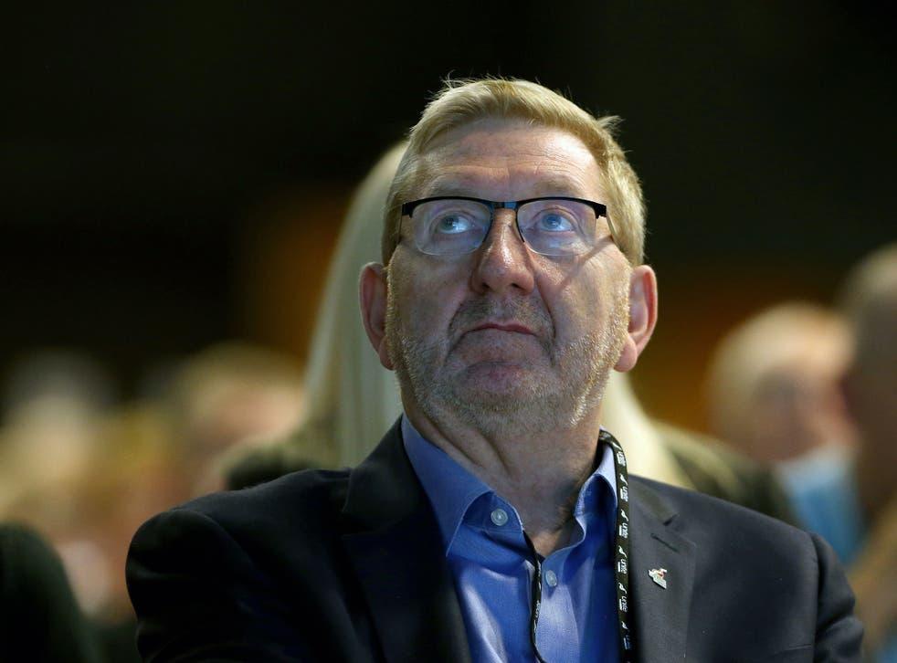 Unite boss Len McCluskey: 'Lots of people playing games'
