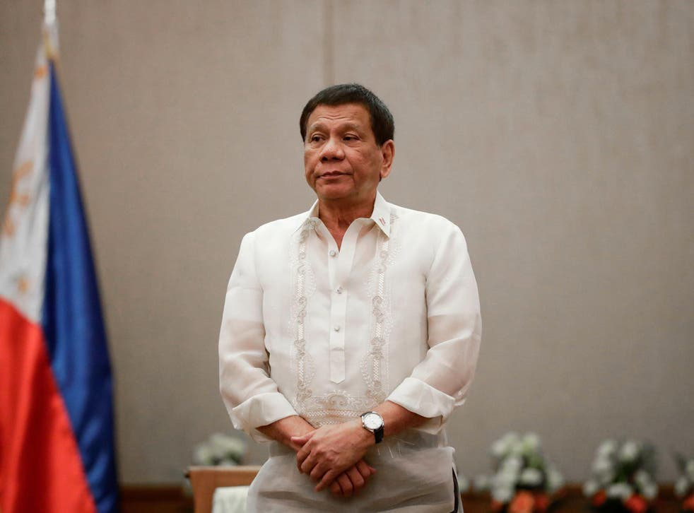 Rodrigo Duterte has advocated federalism to tackle inequality