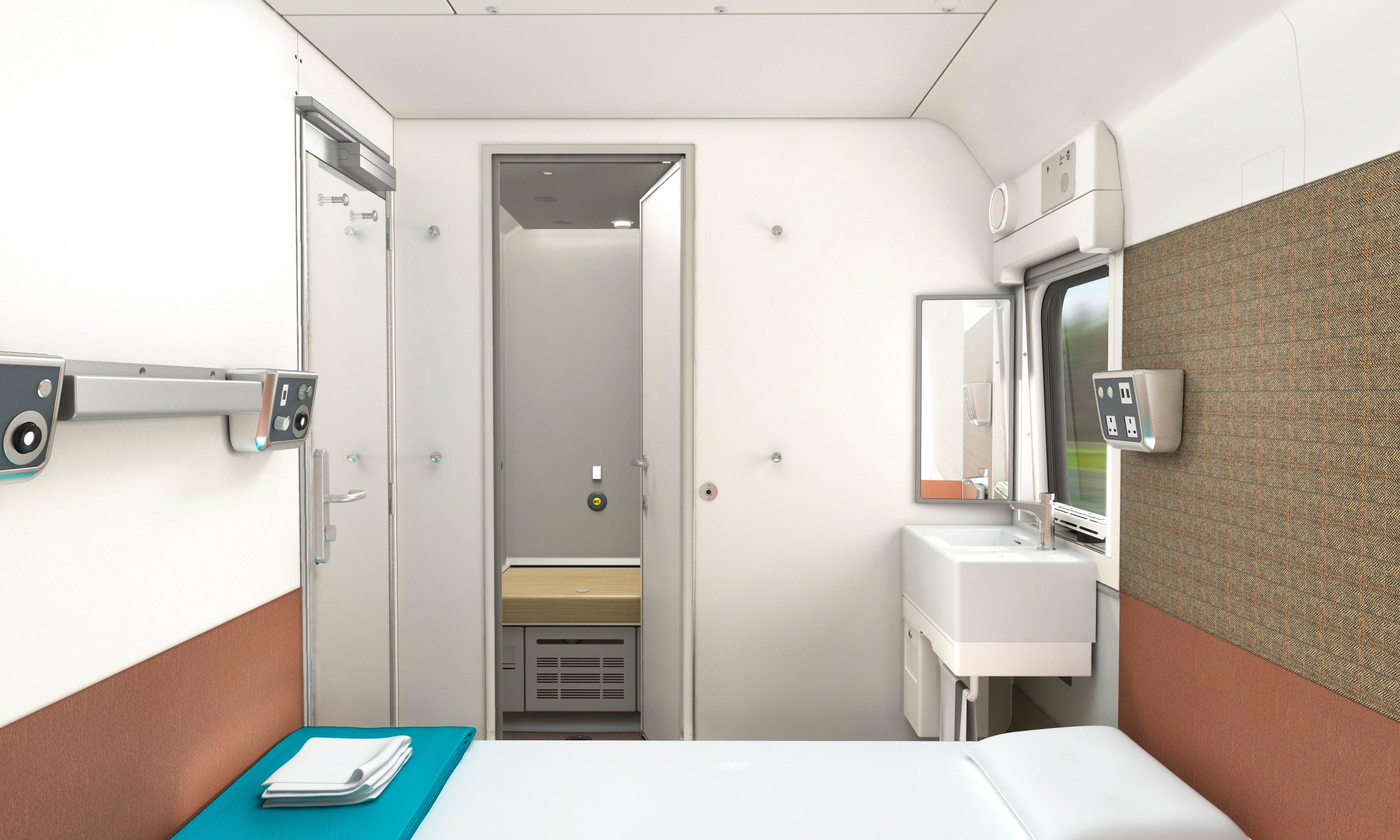 Caledonian Sleeper Why Catching The Overnight Train From