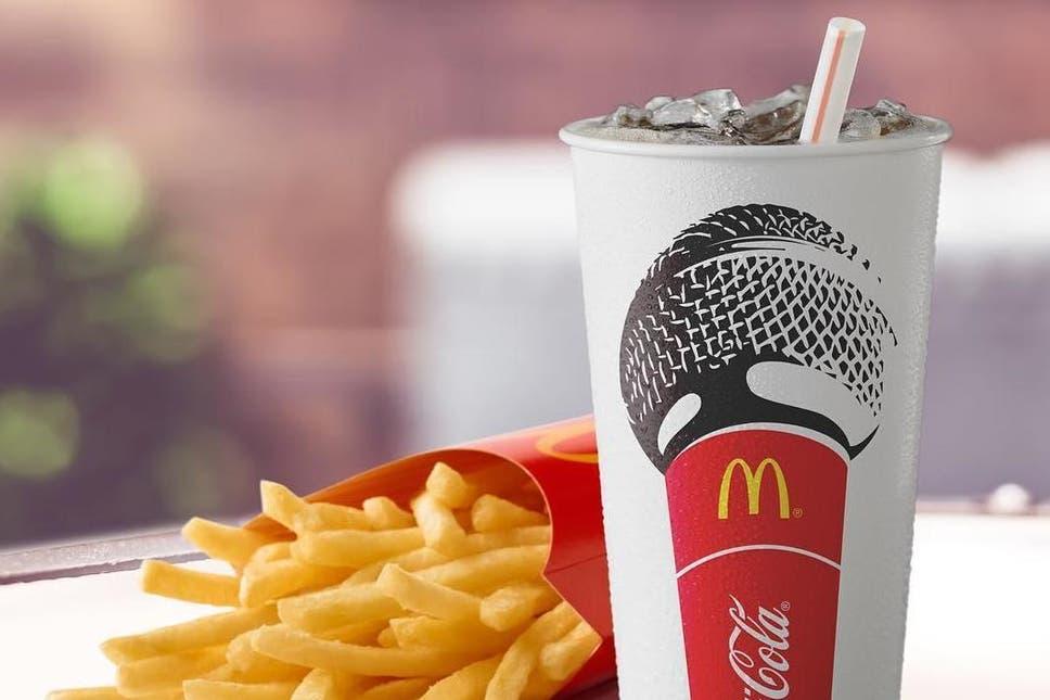 Why mcdonalds coca cola tastes so good the independent why mcdonalds coca cola tastes so good fandeluxe Gallery