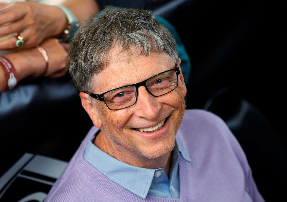 No No Iphone Bill Gates Chooses Android Over Apple Phones