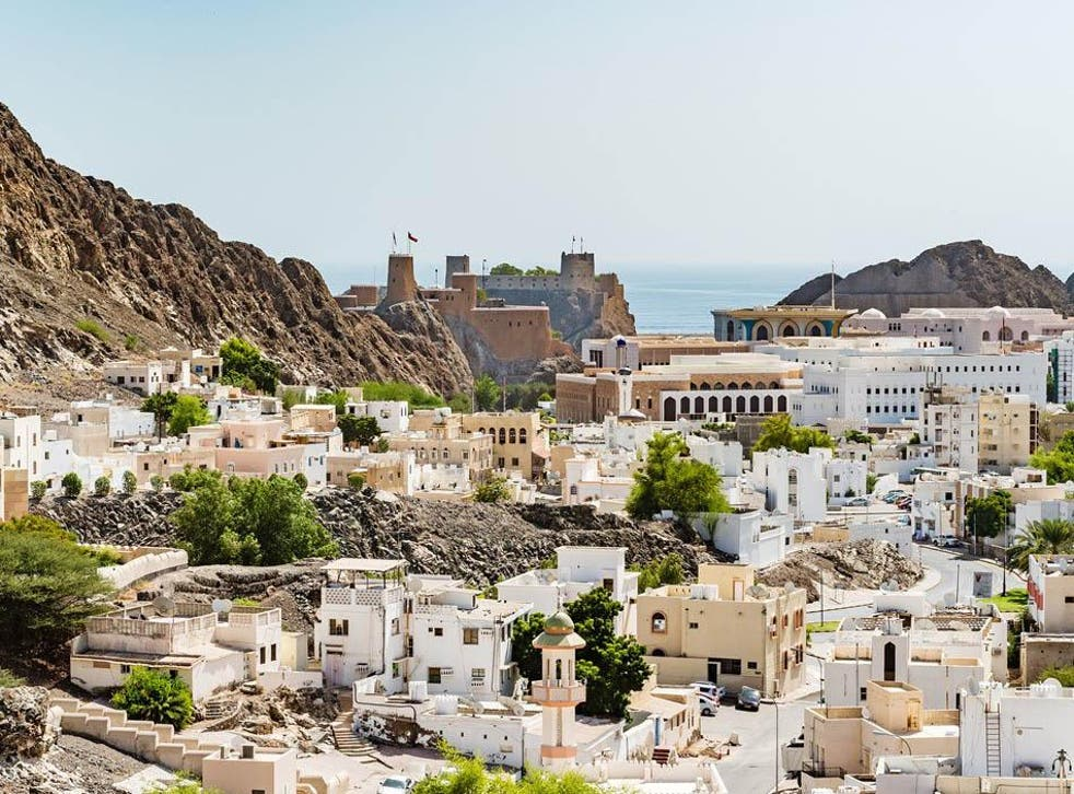 Souk up the sun: the newly restored 17th-century Nizwa Fort completes a picturesque coastal setting