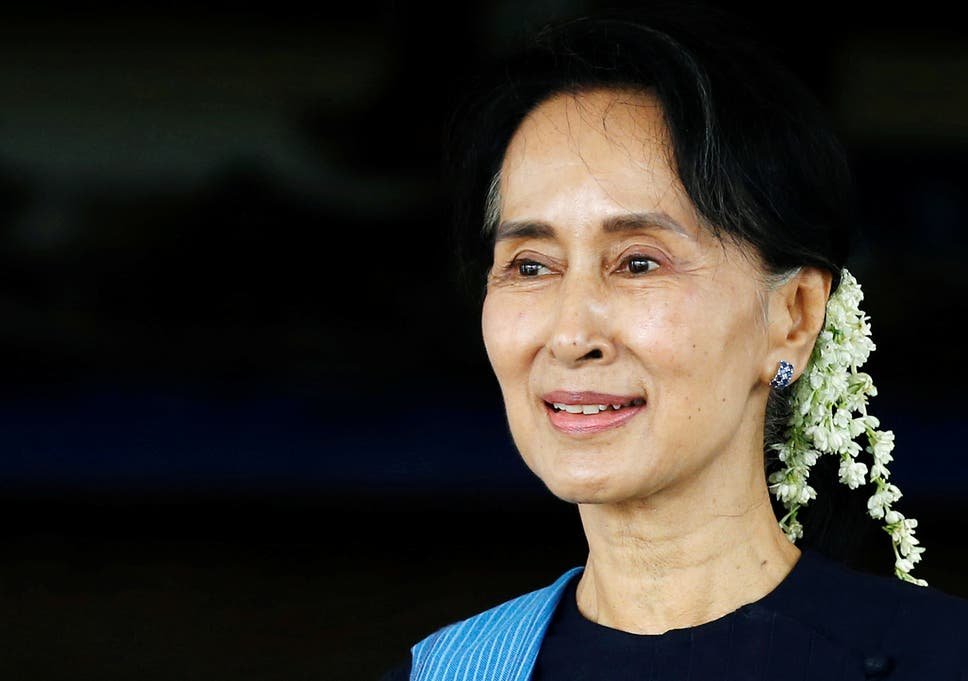 Image result for suu kyi